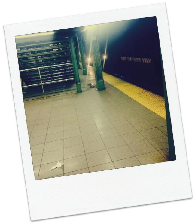 subway # 4
